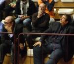 Livio Biloslavo con Mario Ghiacci e Dario Bocchini