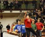 La pennellata vincente di Paolo Jurissevich (foto A.Cervia)