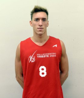 Basket Trieste:il roster