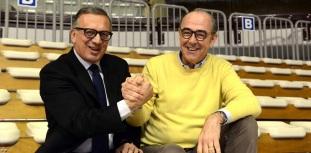 Giovanni Marzini e Mario Ghiacci